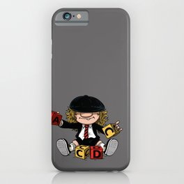 A. Young iPhone Case