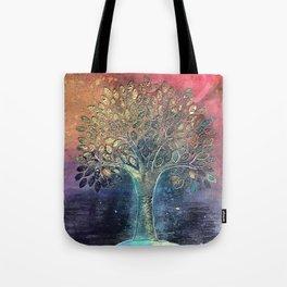 Life of Tree Tote Bag