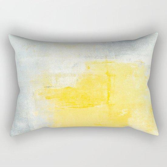 Early Riser Rectangular Pillow