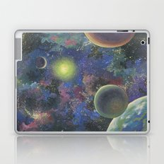 Galaxy. Order in chaos. Laptop & iPad Skin