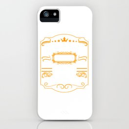 """Birthday Shirt """"Legend Were Born In August 1959 Aged Perfection All Original Parts"""" T-shirt Design iPhone Case"""