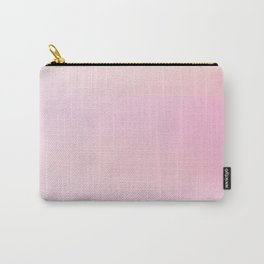 Pink fun. Simple gentle print Carry-All Pouch