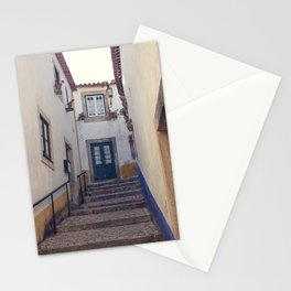 Around the old town Stationery Cards