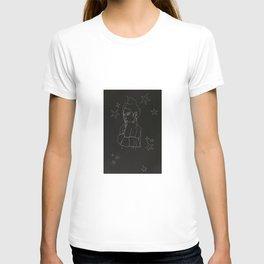 star girl inverse T-shirt