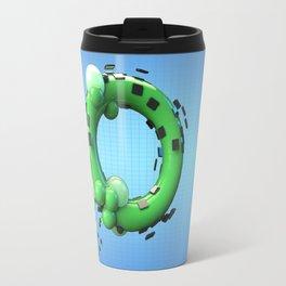 Armored O Travel Mug