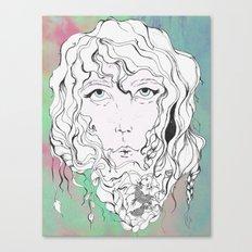Elle Canvas Print
