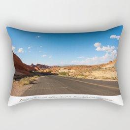 Beautiful destinations Rectangular Pillow