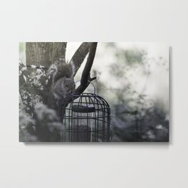 So close Metal Print
