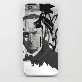 Charles Baudelaire - Fleurs du Mal iPhone Case