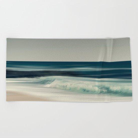 Cristal Surf Beach Towel