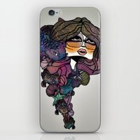 pisces iPhone & iPod Skins featuring Pisces by annabours