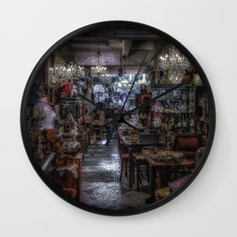 Looking for Something? Wall Clock