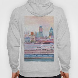 Colorful London Hoody