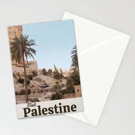 Visit Palestine Stationery Cards
