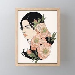 Prosperity Framed Mini Art Print