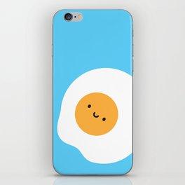 Kawaii Fried Egg iPhone Skin