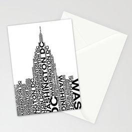 Washington Capitol  Stationery Cards