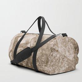 Vintage delicate tree pattern Duffle Bag