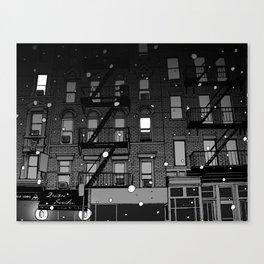 street 1 Canvas Print