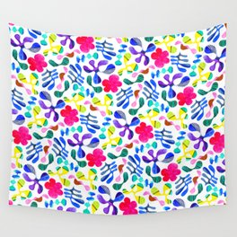 Wildwood Floral Wall Tapestry
