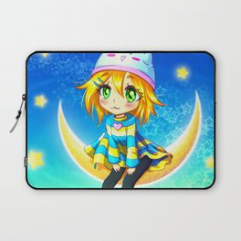 Moon Kid Laptop Sleeve