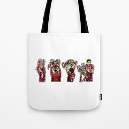 Conquered All of Europe Tote Bag