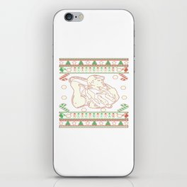 Electrician - Merry Christmas iPhone Skin