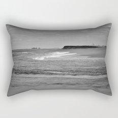 Next stop Antarctica Rectangular Pillow