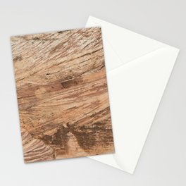 Abstract Desert Rock Edifice in Red Rock Canyon near Las Vegas, NV Stationery Cards