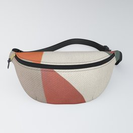 Waved Fanny Pack