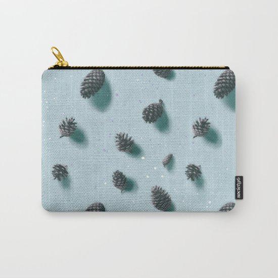 smell of pine forest Carry-All Pouch
