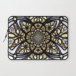 The Art Of Stain Glass Laptop Sleeve