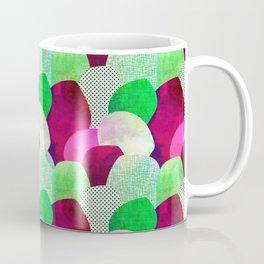 Opala Circles are the new triangles purple #homedecor Coffee Mug