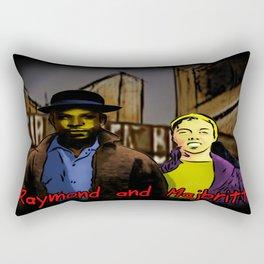 1958-The Morrison's Rectangular Pillow