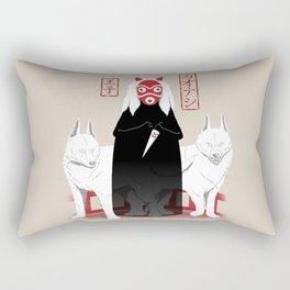 Ouji Kaonashi Rectangular Pillow