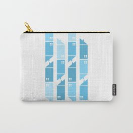 Home, sweet home #society6 #decor #buyart #artprint Carry-All Pouch