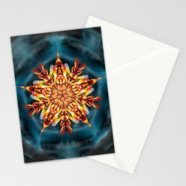 Bright in Murk Stationery Cards