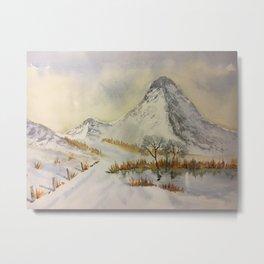 Snow Dream I Metal Print