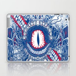 Monster Label Laptop & iPad Skin