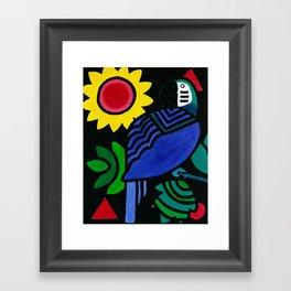 Buy Time Framed Art Print