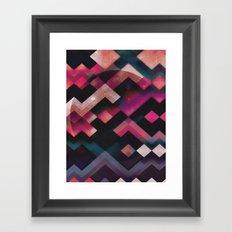 wyryd wyrm Framed Art Print