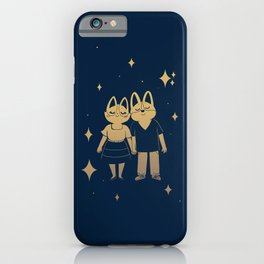 Here's the Plan - Together iPhone Case