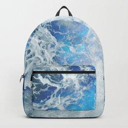 Perfect Sea Waves II Backpack