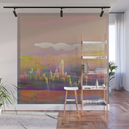 Back to that City, Dreamscape Wall Mural