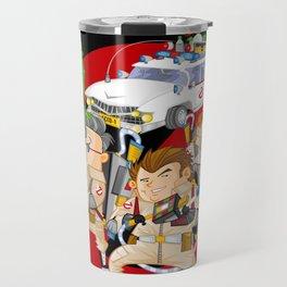 GHOSTBUSTER CALL Travel Mug