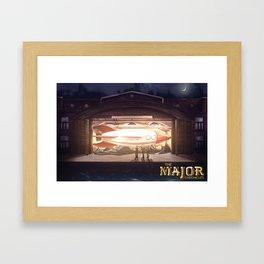 The Major Chronicles - Hanger Framed Art Print
