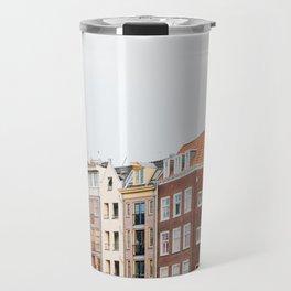 Amsterdam love II Travel Mug