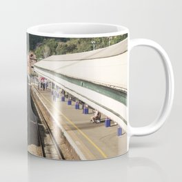 Princess Elizabeth at Exeter St Davids Coffee Mug