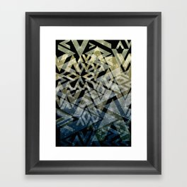 Astral Navigation Framed Art Print