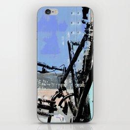 Wheeled iPhone Skin